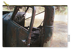 Carry-all Pouch featuring the photograph Better Days by Marie Neder