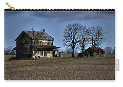 Carry-all Pouch featuring the photograph Better Days by Robert Geary