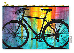 Better On A Bike Carry-all Pouch