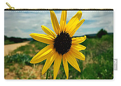 Between Heaven And Earth Carry-all Pouch