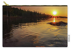 Between Heaven And Earth Carry-all Pouch by Rose-Marie Karlsen