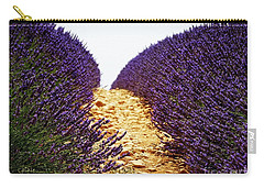 Between The Purple Carry-all Pouch
