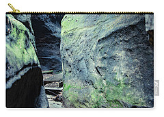 Between The Rocks Carry-all Pouch