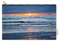 Between The Sky And The Waters Carry-all Pouch
