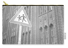 Beware Of The Children Carry-all Pouch