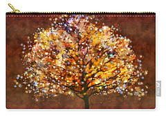 Starry Tree Carry-all Pouch