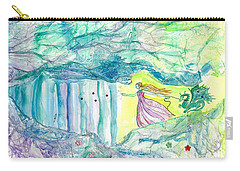 Bewitched Carry-all Pouch by Veronica Rickard
