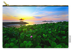 Carry-all Pouch featuring the photograph Beyond Beauty  by Kadek Susanto