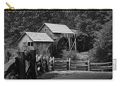 Beyond The Fence Carry-all Pouch by Eric Liller