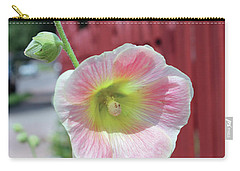 Beyond The Garden Fence Carry-all Pouch by Alycia Christine