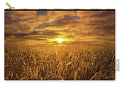 Beyond The Harvest Carry-all Pouch by Phil Koch