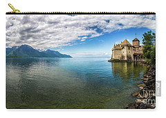 Beyond The Lake Carry-all Pouch by Giuseppe Torre
