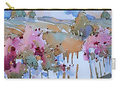 Beyond The Picket Fence Carry-all Pouch