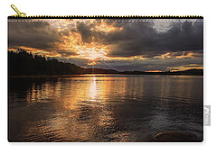 Carry-all Pouch featuring the photograph Beyond Tomorrow by Rose-Marie Karlsen