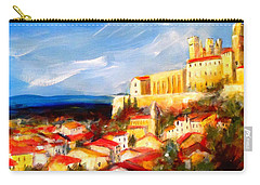 Beziers Carry-all Pouch