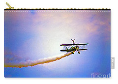 Bi-plane And Wing Walker Carry-all Pouch