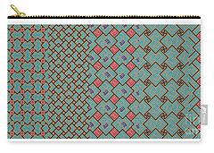 Bibi Khanum Ds Patterns No.1 Carry-all Pouch