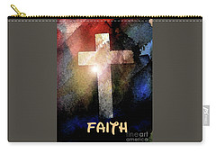 Biblical-faith Carry-all Pouch
