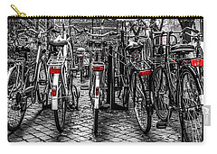 Bicycle Park Carry-all Pouch