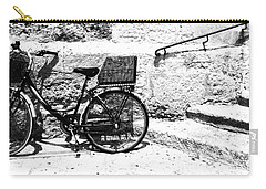 Bicyle In Cuitadella Carry-all Pouch