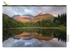 Bidean Nam Bian At Sunset Carry-all Pouch
