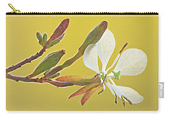 Biennial Gaura Carry-all Pouch