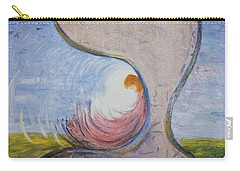 Biet - Meditation In Oil Carry-all Pouch