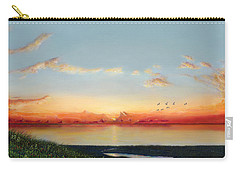 Big Assawoman Bay Carry-all Pouch