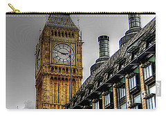 Big Ben And Parliament Carry-all Pouch