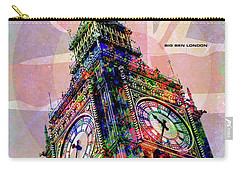 Big Ben Carry-all Pouch by Gary Grayson