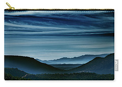 Big Bend At Dusk Carry-all Pouch