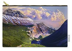 Carry-all Pouch featuring the photograph Big Bend by John Poon
