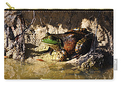 Carry-all Pouch featuring the photograph Big Bud by Al Powell Photography USA
