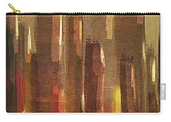 Big City Sunset Carry-all Pouch