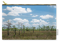 Carry-all Pouch featuring the photograph Big Cypress Marshes by Jon Glaser