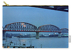 Big Four Bridge Carry-all Pouch