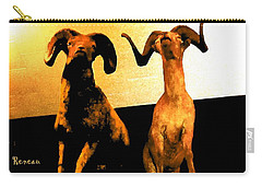 Big Game Canada - Fannin Sheep Carry-all Pouch by Sadie Reneau