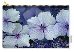 Big Leaf Hydrangea Closeup Carry-all Pouch