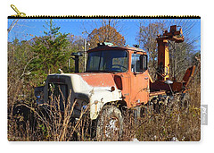Big Mack Carry-all Pouch by Carla Parris