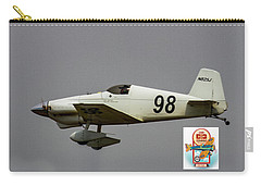 Big Muddy Air Race #98 Carry-all Pouch