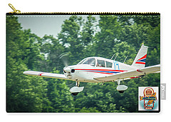 Big Muddy Air Race Number 19 Carry-all Pouch