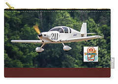 Big Muddy Air Race Number 390 Carry-all Pouch