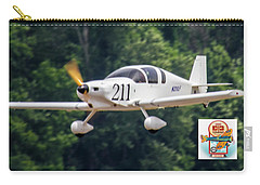 Big Muddy Air Race Number 211 Carry-all Pouch