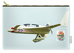 Big Muddy Air Race Number 55 Carry-all Pouch