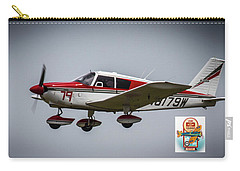 Big Muddy Air Race Number 79 Carry-all Pouch