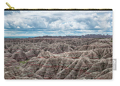 Big Overlook Badlands National Park  Carry-all Pouch