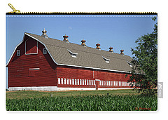 Big Red Barn In Spring Carry-all Pouch