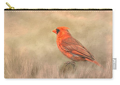 Big Red Carry-all Pouch by Steven Richardson