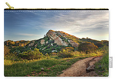 Big Rock Carry-all Pouch by Endre Balogh
