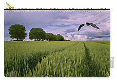 Big Sky Carry-all Pouch by David Dehner